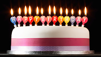 Happy-birthday-candle-lights-and-cake