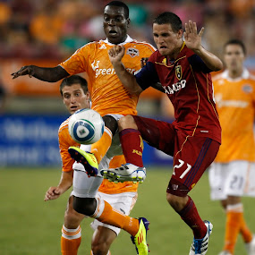 Kick by Eric Smith - Sports & Fitness Soccer/Association football