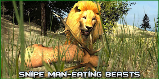African Lion Hunter - screenshot