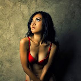 Sexy by Arifandi Raditya - Nudes & Boudoir Boudoir ( sexy, model, boudoir, bikini, two piece )