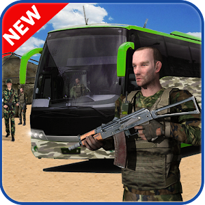 Download Army Soldier Transport Bus Simulator For PC Windows and Mac