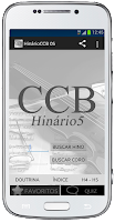 Screenshot of Hinário Virtual Nº 5 - CCB