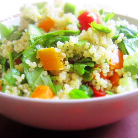 10 Best Quinoa Salad With Lemon Vinaigrette Recipes | Yummly
