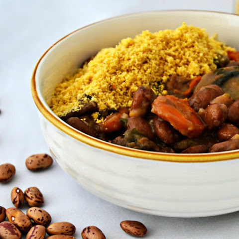 Brazilian Vegan Feijoada (Black Bean 'Stew')