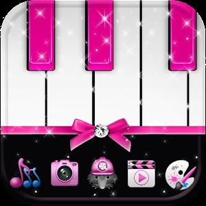 Pink Piano Theme Pink Tiles Online PC (Windows / MAC)