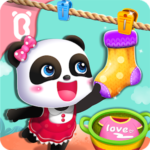 Baby Panda Gets Organized For PC / Windows 7/8/10 / Mac – Free Download