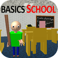 Basic Education & Learning in School game 3D For PC