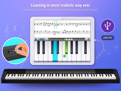 Pianist HD : Piano + screenshot 20