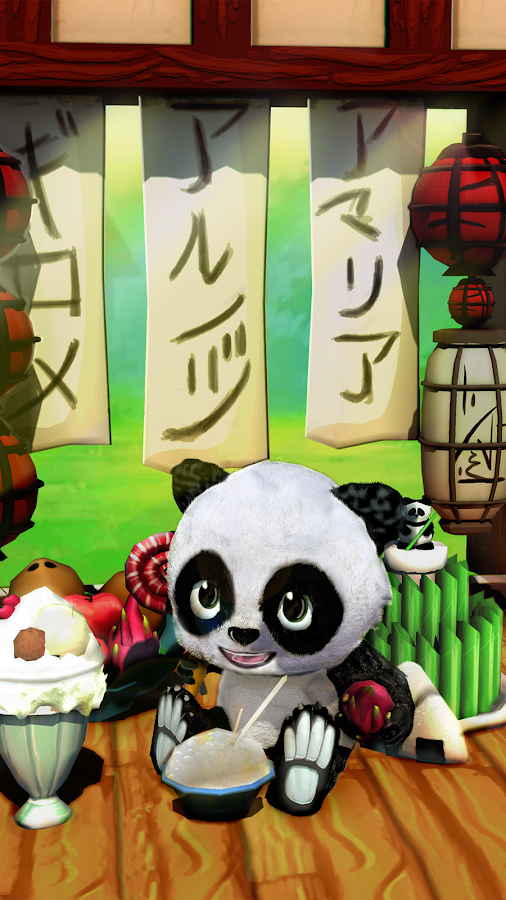 Daily Panda : virtual pet Screenshot 3