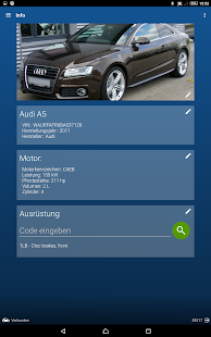 Auto Diagnose VAG Pro OBD2 Screenshot