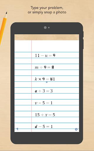 Mathway screenshot 15