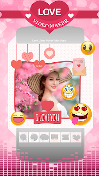 Love Video Maker With Music By Best Photo Editor APK screenshot thumbnail 2