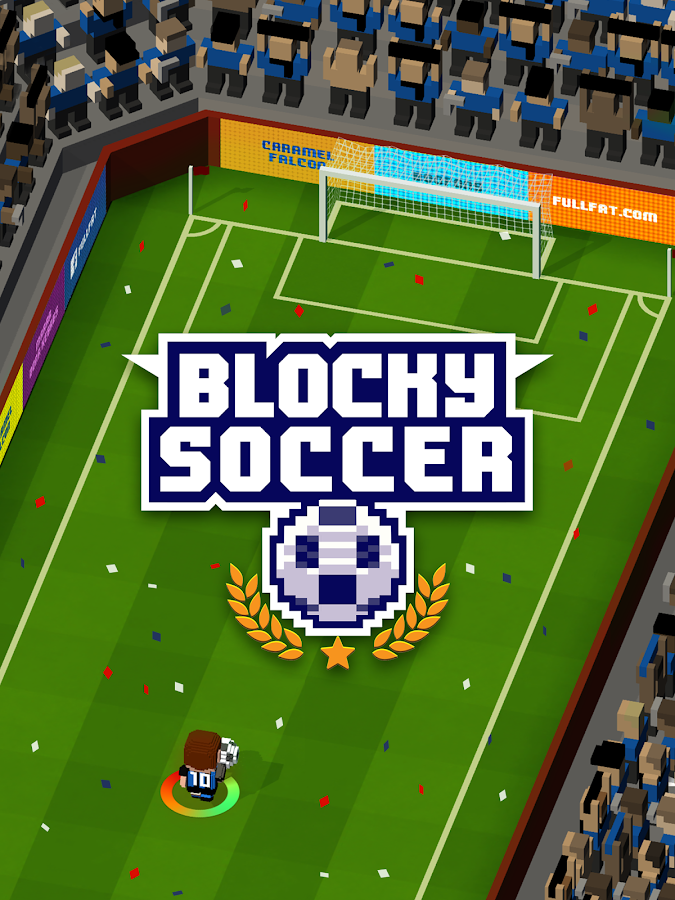 Blocky Soccer Screenshot 7
