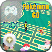 Joystick For Pokem Go Prank Icon