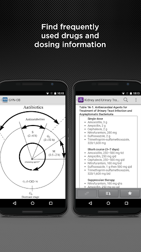 Gynecology and Obstetrics - screenshot