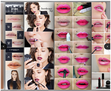 Lip Makeup Tips - screenshot