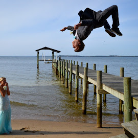 Flippling out over prom by Jami Thompson - People Couples ( b )