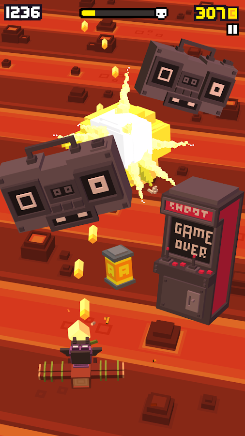 Shooty Skies - Arcade Flyer Screenshot 5