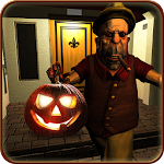 Scary Bendy Neighbor 3D Game Icon