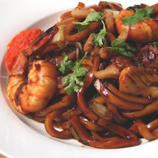 Emergency KL Black Hokkien Mee