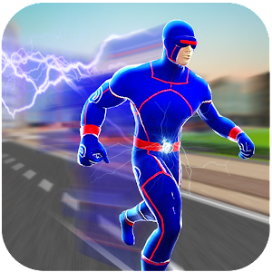 Super Light Speed Hero City Rescue Mission For PC