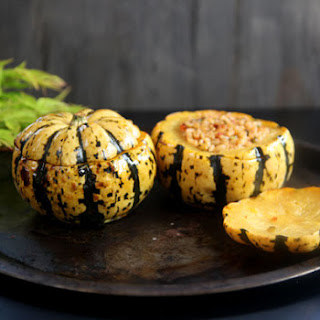 Baked Stuffed Pumpkin Recipes