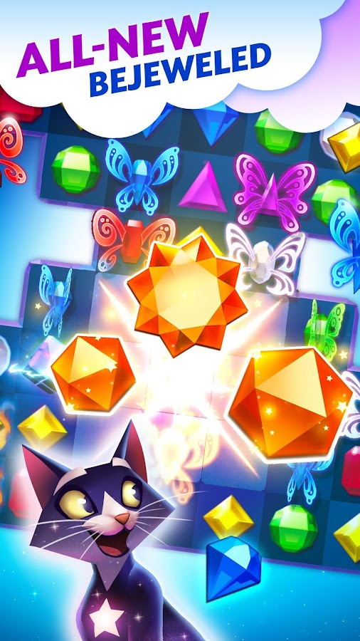 Bejeweled Stars Screenshot 0