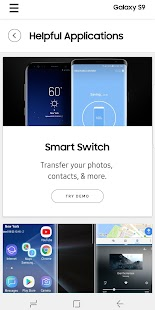 Experience app for Galaxy S9/S9+