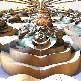 MB3D by Armand Galard - Illustration Abstract & Patterns ( mb3d m3d fractal mandelbulb )