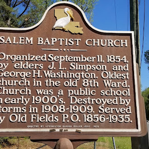 Organized September 11, 1854, by elders J.L. Simpson and George H. Washington. Oldest church in the old 8th Ward. Church was a public school in early 1900's. Destroyed by storms in 1908-1909. Served ...