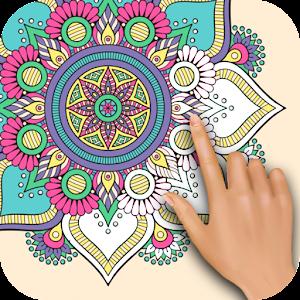 Mandala Coloring Games For PC (Windows & MAC)