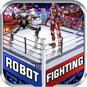 Game Real Robot Ring Fighting APK for Kindle