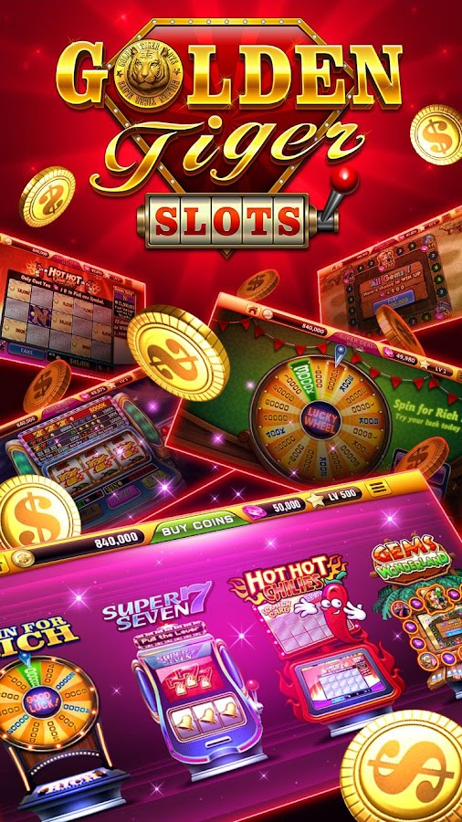 Golden Tiger Slots- free vegas Screenshot 13