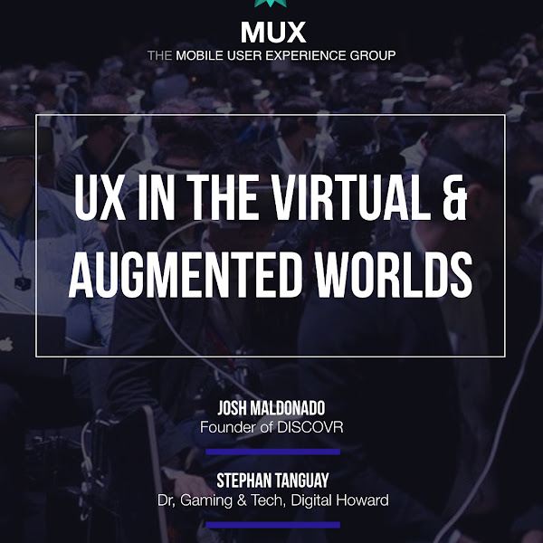 User Experience in the Augmented World MUX