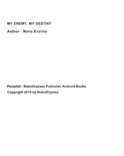 Novel My Enemy My Destiny APK