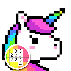 Pixel Coloring Book - Color by Number, Pixel Art For PC / Windows 7/8/10 / Mac – Free Download