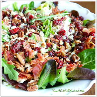 Romaine Salad Dried Cranberries Recipes