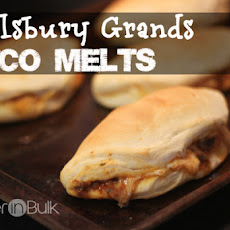 Pillsbury Grands Taco Melts