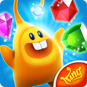 Game Diamond Digger Saga version 2015 APK