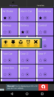 Car & Truck Ringtones - screenshot