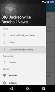 BIG Jacksonville Football News - screenshot