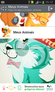 Meus Animais - screenshot