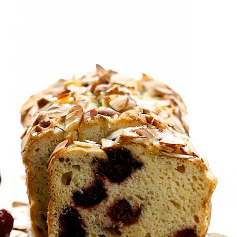 Gluten Free Almond-Cherry Bread