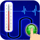 Body Fever Thermometer Temperature Checker