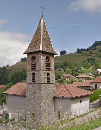photo de Eglise Hurtières (Sts. Jacques et Christope)