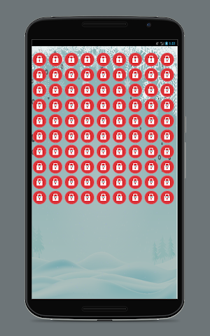 android Christmas Bubble Shooter Delta Screenshot 2