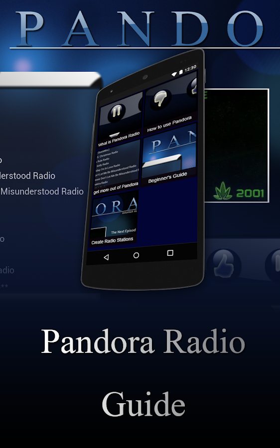 Free Pandora Radio Guide Screenshot 1