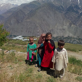 Beautiful Children from Chitral by MD Talha - Babies & Children Child Portraits (  )