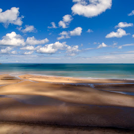 Tide out by Andrew Richards - Landscapes Beaches