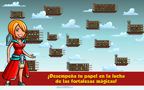 Arcanox: Cartas vs. Castillos Screenshot